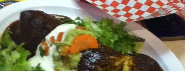 Mexxi's Taqueria is one of My BEST of the BEST!.