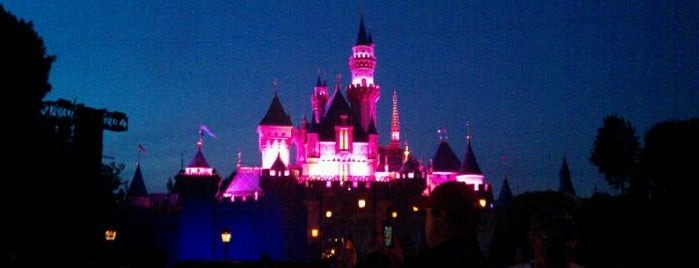Disneyland Park is one of Best Places to Check out in United States Pt 2.