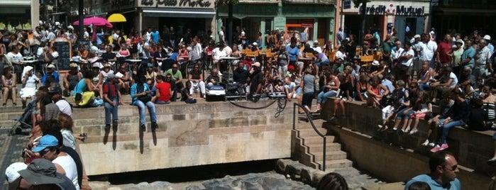 Via Domitia is one of สถานที่ที่ Miguel ถูกใจ.