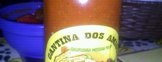 Cantina Dos Amigos is one of Orte, die Annette gefallen.