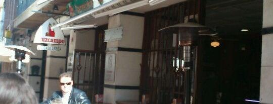 La Casa Arriba is one of Donde Comer en Lucena.