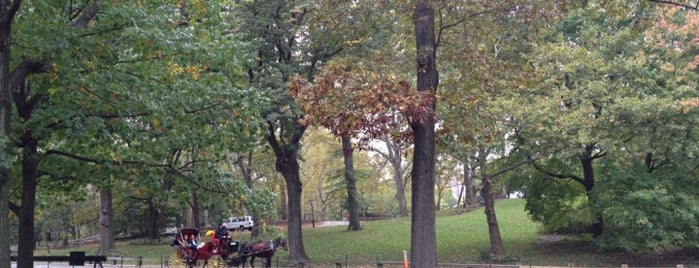 Central Park Loop is one of #FitBy4sqDay Tips.