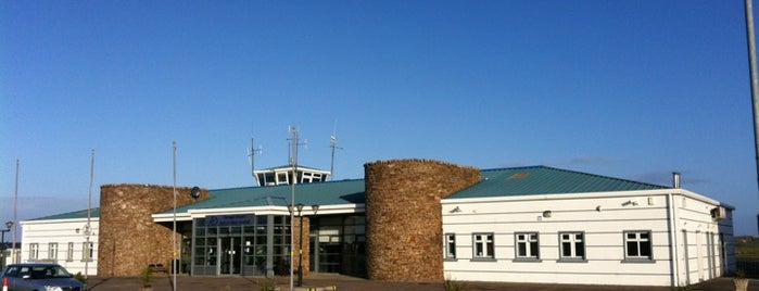 Aerfort Dhún na nGall / Donegal Airport (CFN) is one of UK & Ireland Airports.