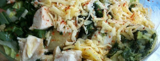 Oh! Salad & Bistro is one of Ruta Sibarita.
