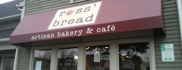 Ross Bread is one of Coffee, Tea, and Smoothies.