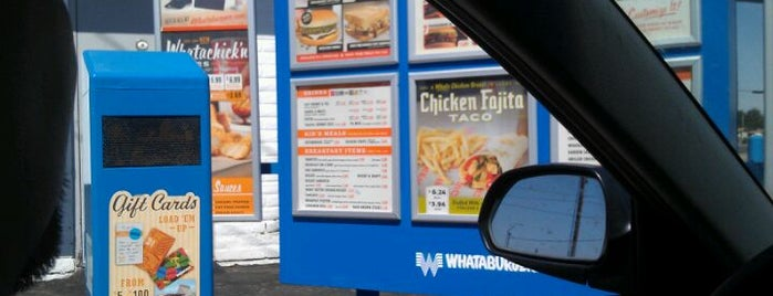 Whataburger is one of Chains.