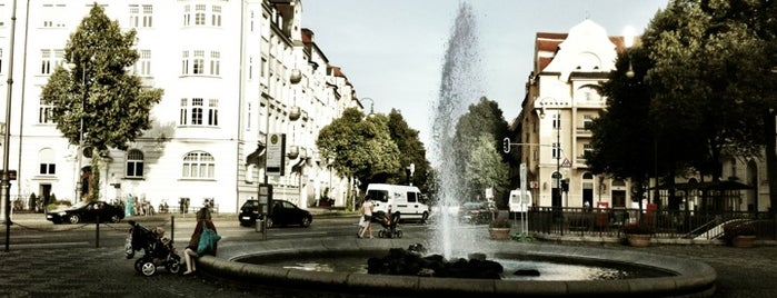 Prinzregentenplatz is one of Best of Munich.