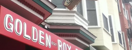 Golden Boy Pizza is one of San Francisco's Best Pizza - 2012.