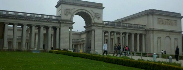 Legion of Honor is one of San Francisco, CA Spots.