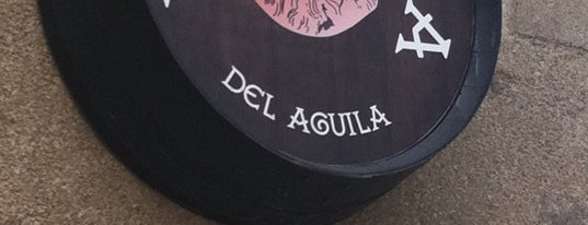 La Bodega Del Aguila is one of Locais curtidos por Luis.