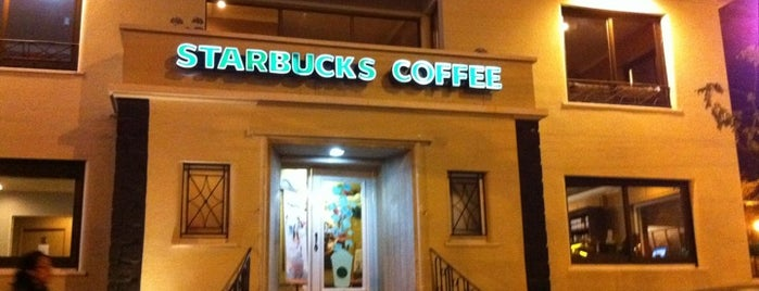 Starbucks is one of Locais curtidos por Luis.