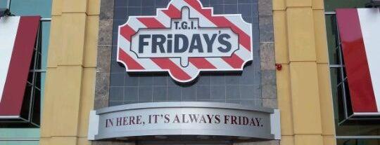 T.G.I Friday's is one of Sureyya 님이 좋아한 장소.