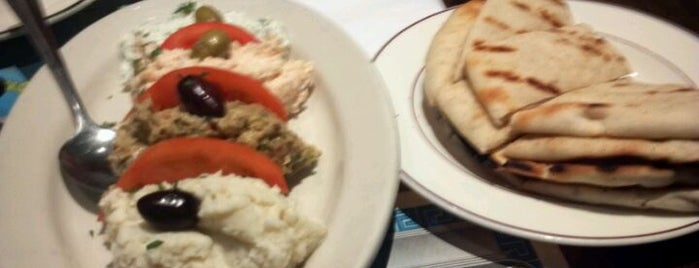 Uncle Nick's Greek Cuisine is one of The Gray Line New York Eat and Play Card.