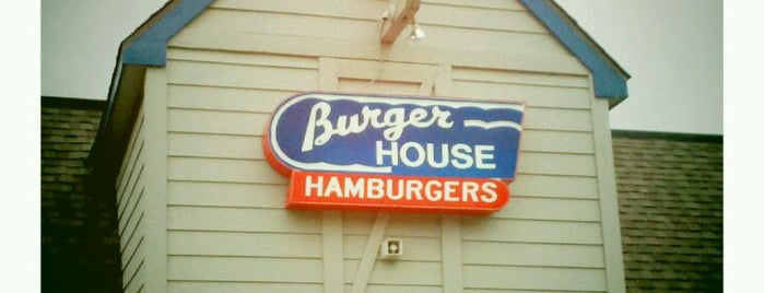 Burger House is one of Dallas's Best Burgers - 2012.