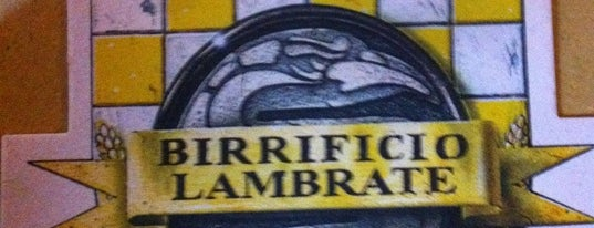 Birrificio Lambrate is one of Guide to Milano's best spots.