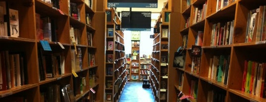 Powell's City of Books is one of Portland in 48 hours.