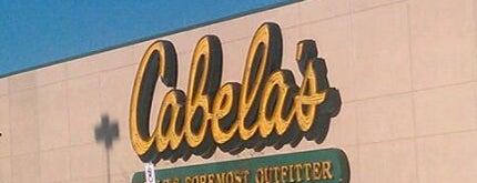 Cabela's is one of Emily : понравившиеся места.