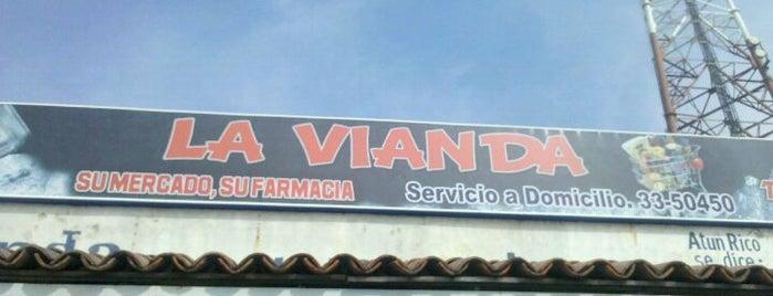 La Vianda is one of Posti che sono piaciuti a Guillermo.