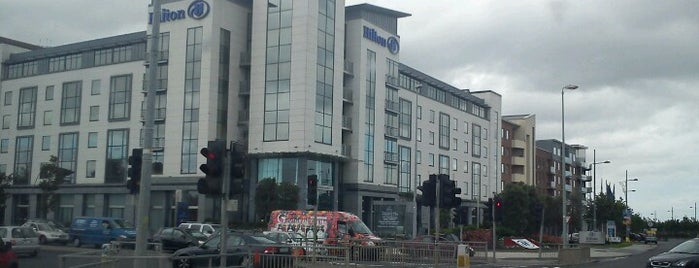 Hilton Dublin Airport is one of Places I've stayed.