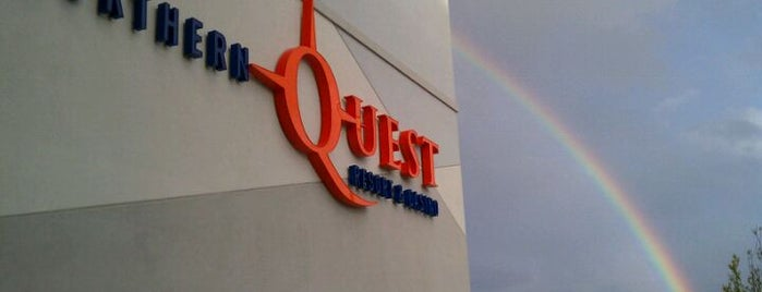 Northern Quest Resort & Casino is one of Joey D's 50 Favorite Spokane Spots.