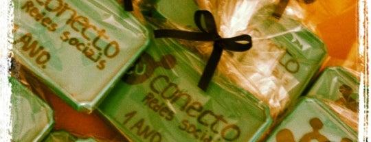 EuConecto @ Redes Sociais is one of Tempat yang Disukai Jeoás.