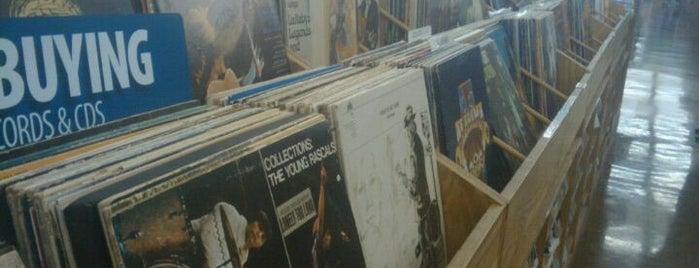 Half Price Books is one of Austin Vinyl.