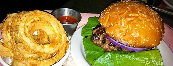 Grange Hall Burger Bar is one of Chicago's Best New Restaurants 2012.