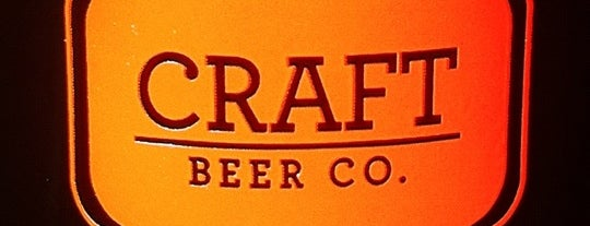 The Craft Beer Co. is one of Trips / London.