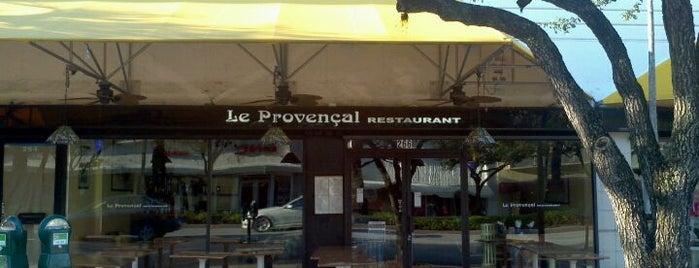 Le Provençal Restaurant is one of Barry 님이 좋아한 장소.