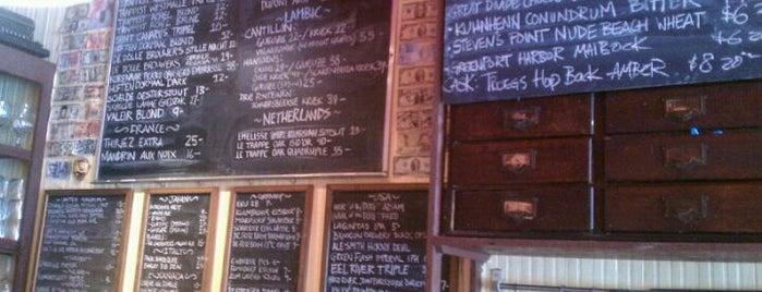 Spuyten Duyvil is one of Drink Beer - NYC.