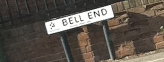 Bell End is one of Crazy Places.