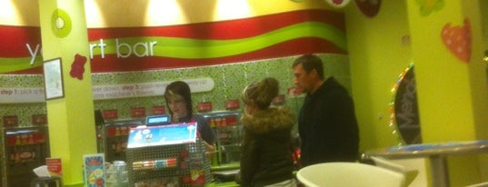 Menchie's is one of Christine's Liked Places.