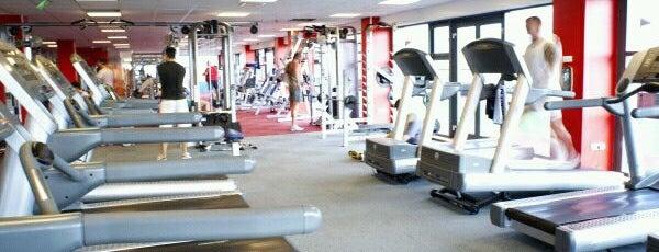 Fitness Factory is one of Orte, die Attila gefallen.
