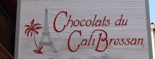 Chocolats du CaliBressan is one of Tempat yang Disimpan Dj Stutter.