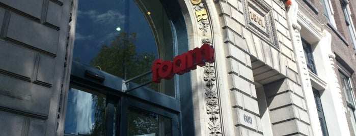 Foam is one of Amsterdam.