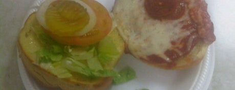 Mato's Pizza Burger is one of Food and Bars.