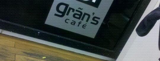Grãn's Café is one of CWB - Cafés.