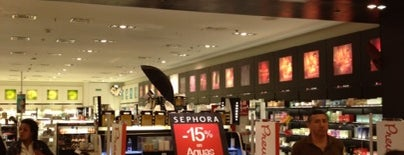 SEPHORA is one of Barcelona July '16.