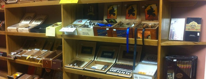 Classic Cigars & British Goodies is one of Discover: DC.