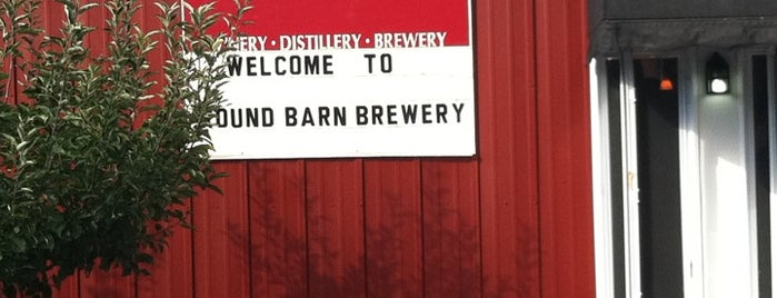 The Round Barn Winery is one of Breweries to Visit.