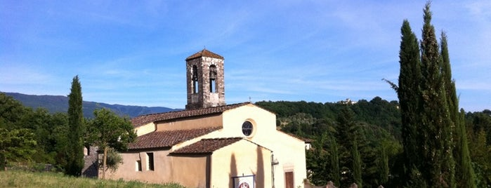 Pieve di San Leolino is one of Italia.