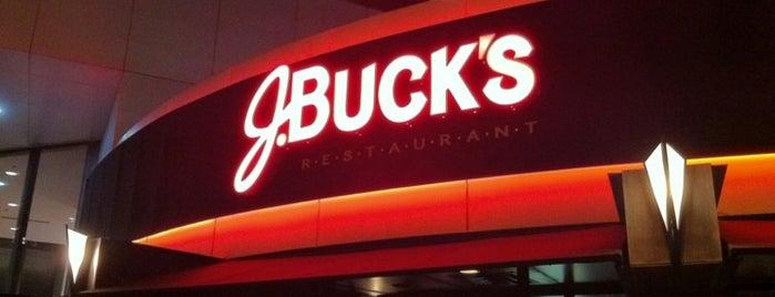 J. Buck's is one of Hot List 2013 Winners.