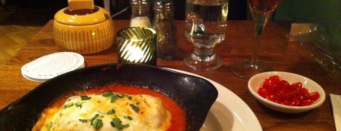 Ponti's Italian Kitchen is one of To-go-get-freebies-list :).