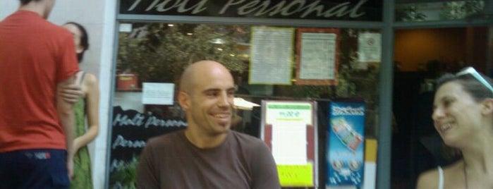 Molt Personal is one of Ruta a Sant Martí. La ruta gastronòmica.