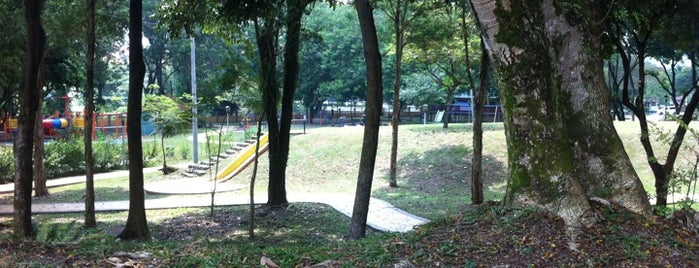 Playground @ Jalan Medan Athinahapan is one of Lugares favoritos de Rahmat.