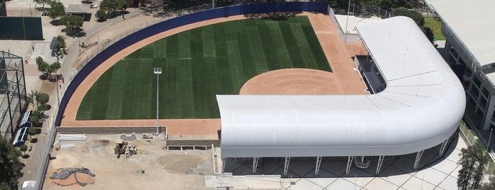 Estadio Panamericano de Softbol is one of CODE Jalisco.
