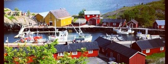 Nusfjord is one of Krzysztof 님이 좋아한 장소.