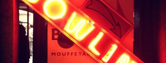Bowling Mouffetard is one of Mouffetard et alentours.