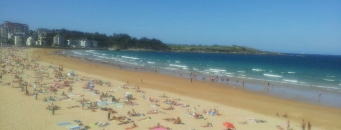 Segunda Playa del Sardinero is one of Santander To-Do's.