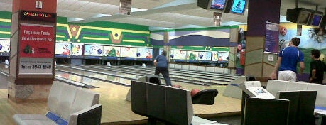 Dragon Bowling is one of Bares, Petiscos e Diversão em SJC.
